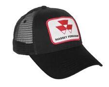 item 4 Massey Ferguson Tractor Black Mesh Hat - Cap Gift Fits Most -Massey  Ferguson Tractor Black Mesh Hat - Cap Gift Fits Most b0c3c1fd6b32