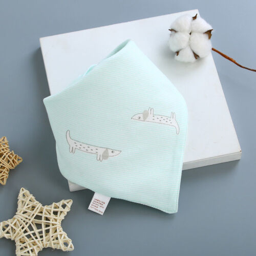 Baby Boy Girl Toddler Infant Bibs Cotton Saliva Towel Feeding Bandana Bib Lovely