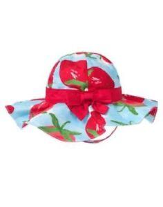 Gymboree New Spring Sun Hat 0-12 Months NWT