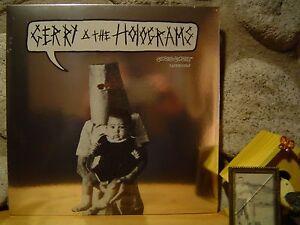 Gerry Amp The Holograms Lp 1979 Uk Diy Kbd Electro Punk