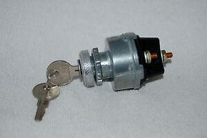 willys jeep ignition switch cj2a cj3a dj3a cj3b cj5 cj6 1946 66 924918 ebay. Black Bedroom Furniture Sets. Home Design Ideas