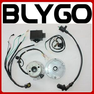 image is loading magneto-stator-wiring-harness-loom-lifan-w150cc-zs155cc-