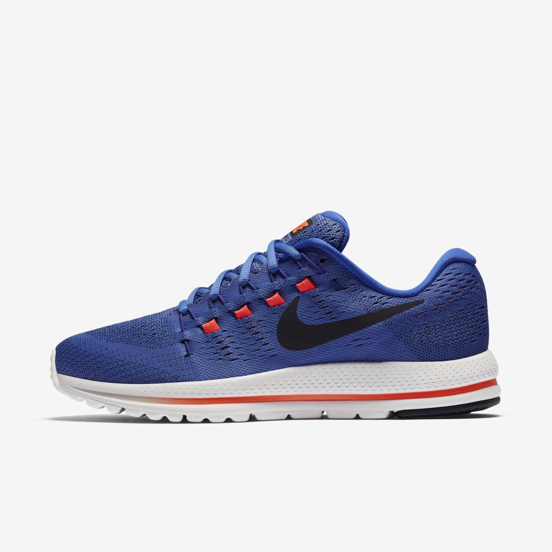 Men's Nike Air Zoom Vomero 12 Sz 10 Medium bluee Black 863762-400 FREE SHIPPING