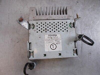 2003 Lexus Is200 Xe10 In Car Music Stereo Amp Amplifier Module 8628053040 Laatste Stijl