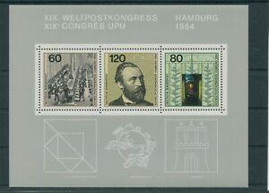 Germany-Federal-Frg-vintage-yearset-1984-Block-19-Mint-MNH-More-Sh-Shop