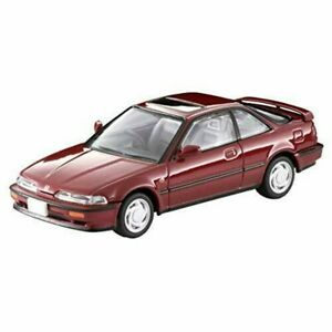 Tomica Limited Vintage Neo 1//64 LV-N193b Honda Integra Coupe XSi 89 Red