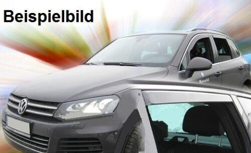 HEKO 31143Windabweiser für VW TOURAN I II 5türer ab 03.2003-2015 4teilig