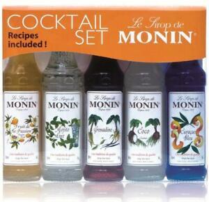 Monin-Flavoured-Coffee-Syrup-Cocktail-Gift-Set-5-mini-bottles