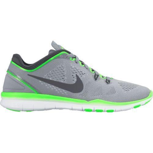Nib 5 Nike 011 Fit Grigio Da 5 Scarpe 0 Tr Ginnastica Free Allenamento 704674 AAqrY