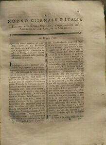 1791-NUOVO-GIORNALE-D-039-ITALIA-ENOLOGIA-VINO-VERONESE-POTATURA-DELLE-VITI