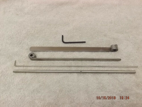 spring new style 2 grippers Gripper Assembly bar Kelsey 6x10 model V /& X