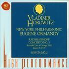 Rachmaninoff: Klavierkonzert Nr. 3/Sonate Nr. 2 von Vladimir Horowitz (2000)
