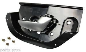 New Silver Interior Inside Door Handle Rh Rear For Listed Volvo S60 V70 Xc70 Ebay