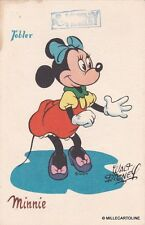 * WALT DISNEY - Chocolats Tobler - Minnie Mouse (Le Journal de Mickey)