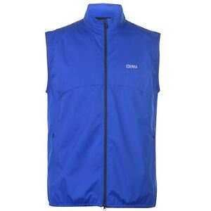 Clothing & Accessories Radient Mizuno Mens Running Gilet Lightweight Reflective Windproof Sports Vest Cycle Run