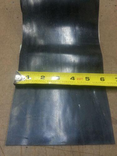 "NEOPRENE RUBBER ROLL 1//16 THK X 6/""WIDE x10 ft LONG  60 DURO //-5"