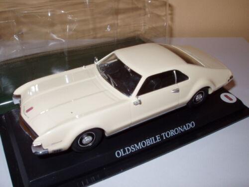 DP3T voiture Del prado 1//43 OLDSMOBILE TORONADO