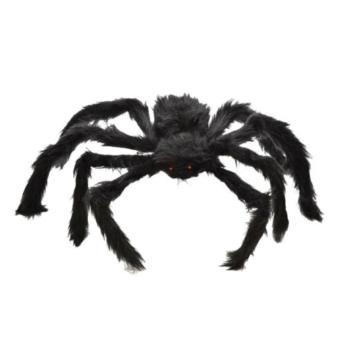 Halloween Props Spider Extra Large Spider Web Haunted House Decoration Toy