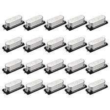20 Pcs 25mhz 49smd Quartz Resonators Smd Crystal Oscillators Replacements
