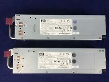 2 x HP DL320S MSA60 / 70 PSU HSTNS-PL09 398713-001 405914-001 575W PSU
