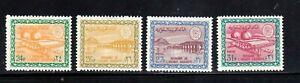 Saudi-Arabia-stamps-307-310-MHOG-VVF-1965-1970-SCV-75-00