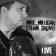 Mike Milligan (and Steam Shovel) Live [CD]