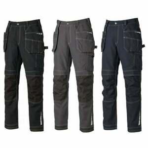 DICKIES-EISENHOWER-EXTREME-Work-Trousers-Pro-Trade-EH26801-Cordura-Cargo