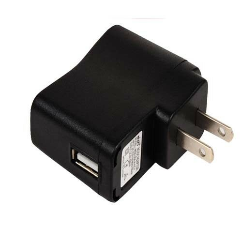 USB Adaptador De Pared AC//DC Batería Cargador Cable para Cámara CASIO EXILIM EX-TR150 x0
