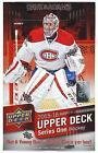 2015-16 Upper Deck Series 1 Hockey Hobby Box-hot -connor McDavid Rookie