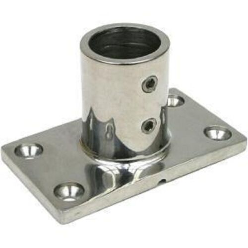 """Stainless Boat Hand Rail Fitting 90 Degree Base 7//8/"""""""