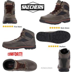 962d4ee6053 Details about Skechers USA Men's Segment Mixon Ankle Bootie,Black,11 M US