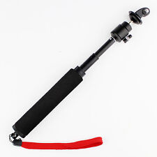 Self-lock Telescopic Extendable Pole Handheld Tripod Mount  for GoPro Hero 5 4 3