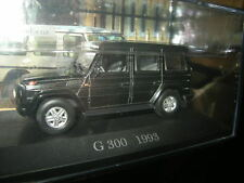 1:43 Ixo Mercedes-Benz G-Class G300/320/420/500 1993-1999 Black/schwarz in VP
