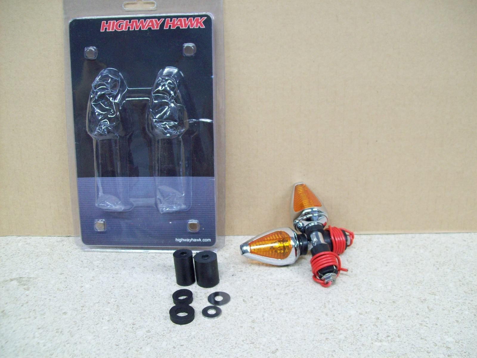 Nos Nos Nos Highway Hawk Diamond Lenker Blinklicht Set 68-2580 4ba1cc