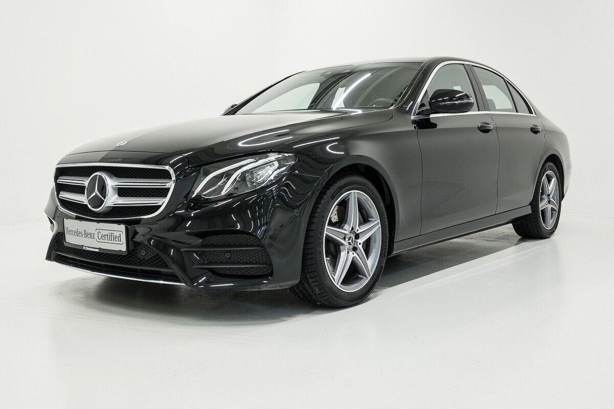 Mercedes E220 d 2,0 AMG Line aut. 4d - 4.389 kr.