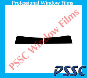 PSSC Pre Cut Front Car Window Films for Mercedes E Class W211 Saloon 2007 to 2009 05/% Very Dark Limo Tint