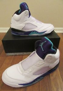 on sale 0290b 55d27 Image is loading Nike-Air-Jordan-5-Retro-NRG-Size-11-