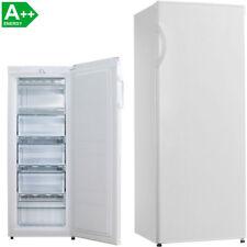 A++ Gefrierschrank 153 Liter 5 Schubladen 142 cm hoch Tiefkühlschrank Eisschrank