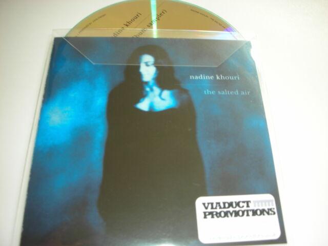 Nadine Khouri - The Salted Air - 5 Track