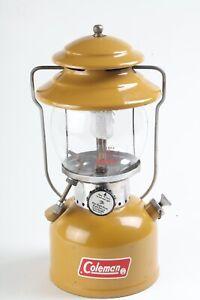 "Vintage Coleman Lantern 200A ""Gold Bond"" ""2 73"" SUPER RARE!!"