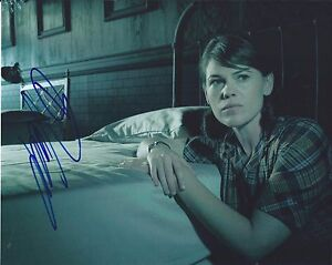 Clea Duvall Signed Autographed 8x10 Photo American Horror Story Coa Television Autographs-original
