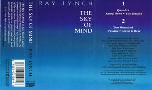 Ray Lynch The Sky Of Mind Tape New Age Ambient Synth ORIGINAL 1986