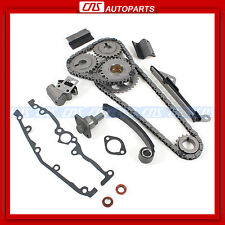 Fits 91-99 Nissan 1.6L GA16DE Sentra 200SX NX1600 Brand New Timing Chain Kit Set