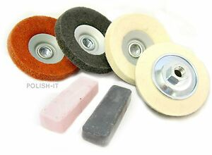 FERROUS-METAL-POLISHING-KIT-44-SURFACE-PREP-ANGLE-GRINDER-KIT-FOR-STEEL