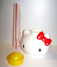 HELLO KITTY 1976 Sanrio Japan Vintage cat head mug - tazza con testa gatto mint