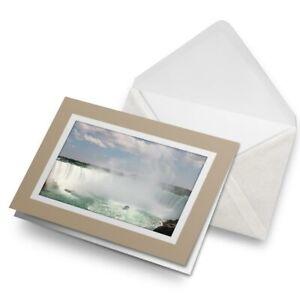 Greetings-Card-Biege-Niagara-Falls-Canada-Travel-8227