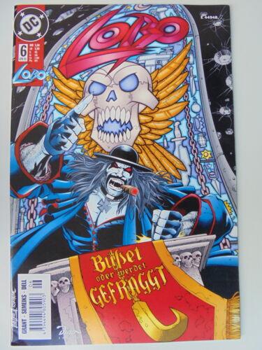 Lobo Nr 1x Comic Zustand 1 DC Dino 6