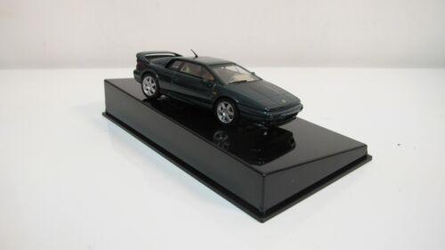 1:43 AUTOART LOTUS ESPRIT V8 COUPE DARK GREEN DIECAST CARS