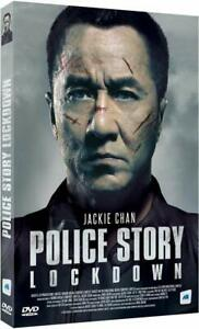 POLICE-STORY-Lockdown-DVD-NEUF-SOUS-BLISTER-Jackie-Chan