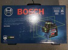 New Listingbosch Gll3 300g 200 Green 360 Deg Laser Level Visimax Technology With Hard Case